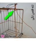 قفس فانتزی طلایی 161G