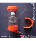 حلقه نانو پليمري قرقاول سايز12- بسته 50 عددي