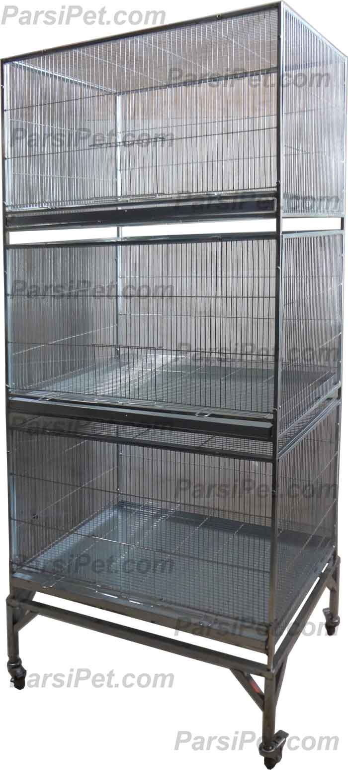 قفس اپارتمانی کبوتر