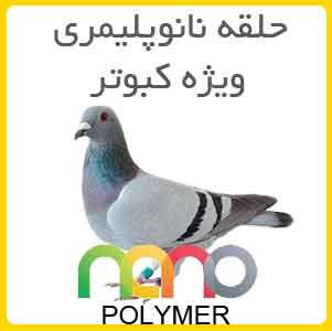 حلقه نانوپلیمری کبوتر
